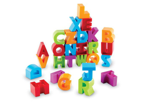 Picture of Letter Blocks