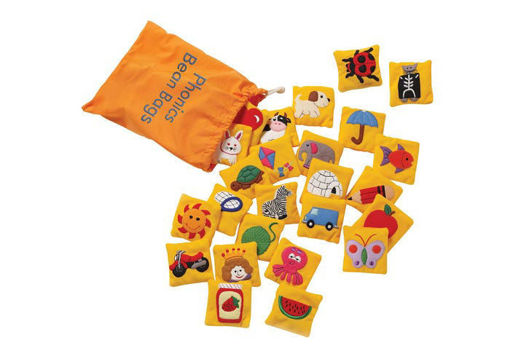 Picture of Phonics Bean Bags