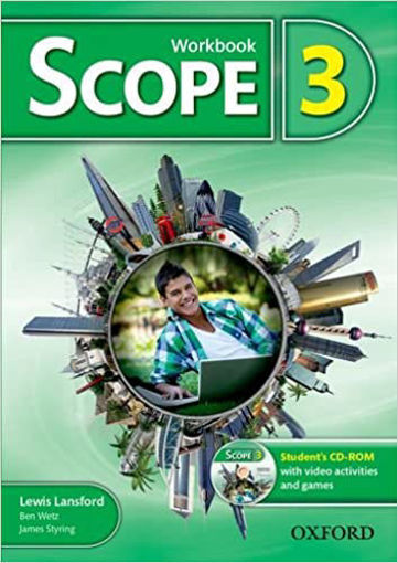 Picture of Scope 3: Workbook With CD-ROM Pack