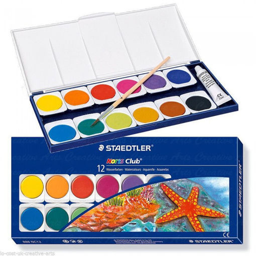 Picture of Staedtler Water Colour