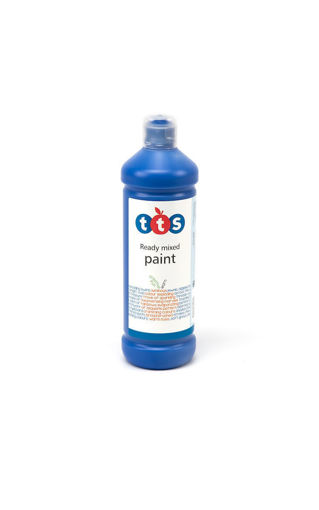 Picture of TTS Ready Mixed Paint Brilliant Blue 600ml