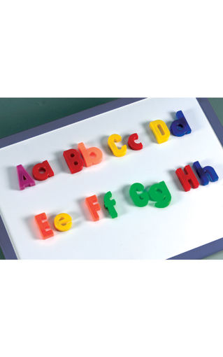 Picture of Magnetic Alphabet Letters - Uppercase (286)
