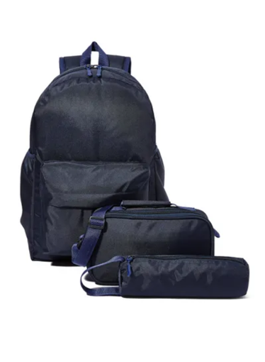 Picture of Wallace School Backpack + Free Pencil Case And Lunch Bag